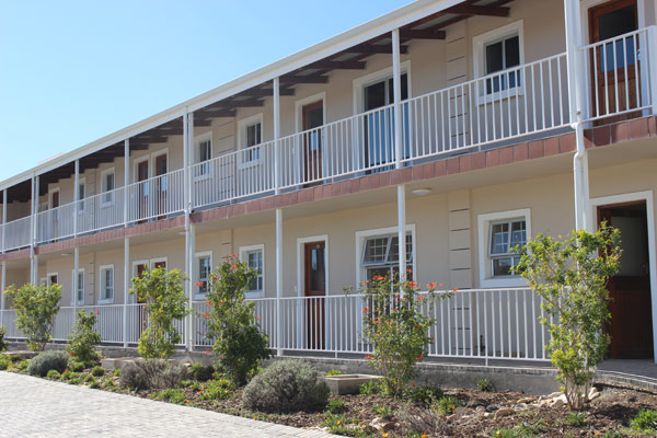 The Caves Retirement Village - Appartments